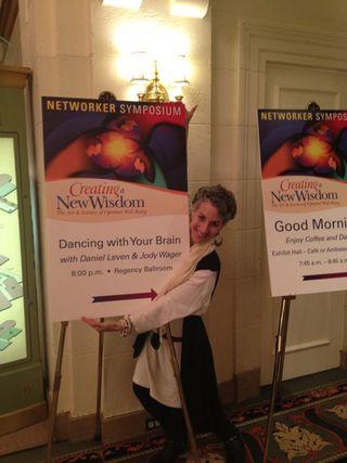 Jody @ Networker symposium