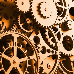 Clock-gears